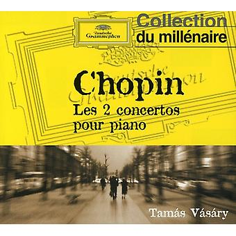 Vasary/Semkov/Berlin Philharmonic Orchestra - Chopin: Les 2 Concertos Pour Piano [CD] USA import