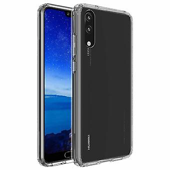 Huawei P20-Transparent Silicone shell