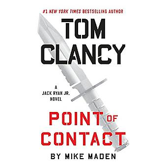 Tom Clancy Point of Contact by Mike Maden - 9780735215887 Book