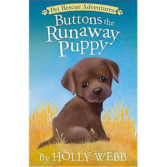 Buttons the Runaway Puppy by Holly Webb - Sophy Williams - 9781589254