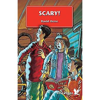 Scary! by David Orme - Robin Lawrie - 9781844248209 Book