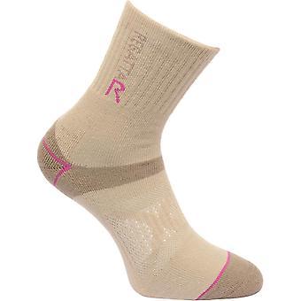 Regatta Womens/Ladies Blister Protection Antibacterial Two Layer Socks
