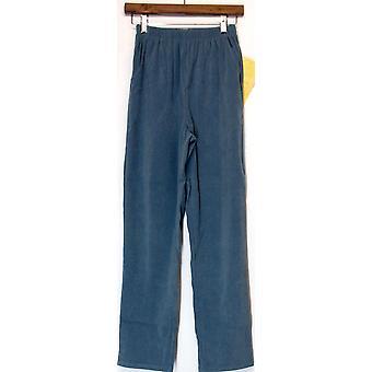 Denim & Co. Original Waist Stretch Moleskin Pantaloni Denim A63923
