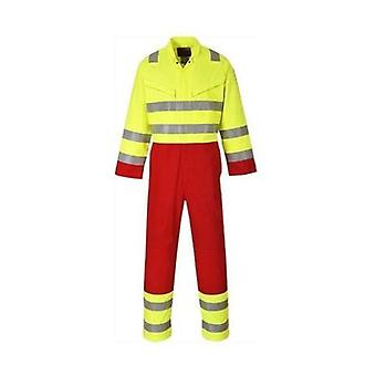Portwest bizflame services coverall fr90
