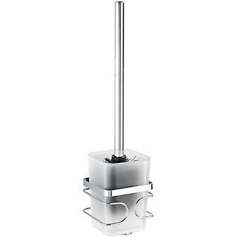 Wenko Toilet brush set Premium  stainless steel (Bathroom accessories , Brushs)