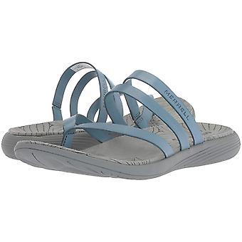 Merrell Women's Duskair Seaway Post Leather Sandal