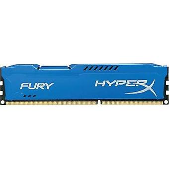 PC RAM memory Kingston HX313C9F/4 4 GB 1 x 4 GB DDR3 RAM 1333 MHz CL9 9-9-36