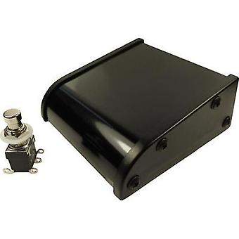 Foot switch 250 Vac 2 A 1-pedal Assembly kit, convex
