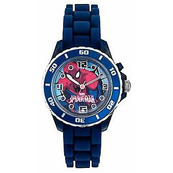 Avengers Childrens Spider-man Blue Strap SPD3415 Watch