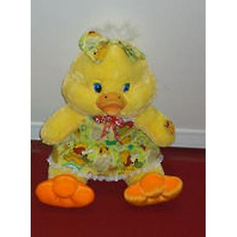 Import Plush Duckling With Voice 33 Cm (Kinder , Spielzeuge , Puppen , Stofftiere)