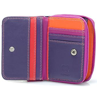 Mywalit Small Purple Zippered Purse