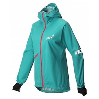 AT/C Raceshell Full Zip Teal/Pink Womens
