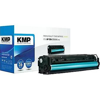 KMP Toner cartridge replaced HP 125A, CB540A Compatible Black 2200 pages H-T113