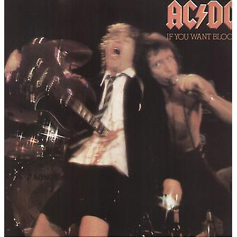 Ac/Dc - If You Want Blood You'Ve Got It [Vinyl] USA import