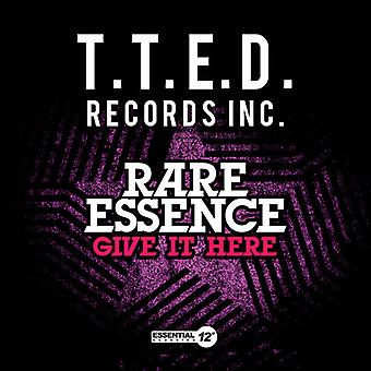 Rare Essence - Give It Here USA import