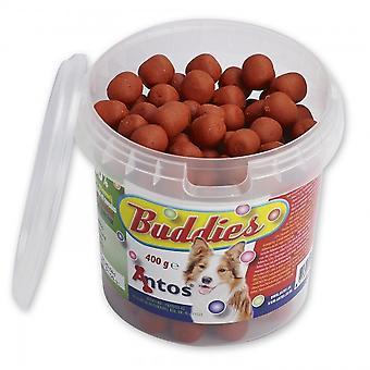 Antos Buddies ænder 400g (pakke med 12)