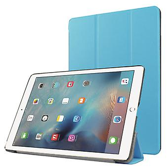 Premium Smart cover light blue bag for NEW Apple iPad 9.7 2017
