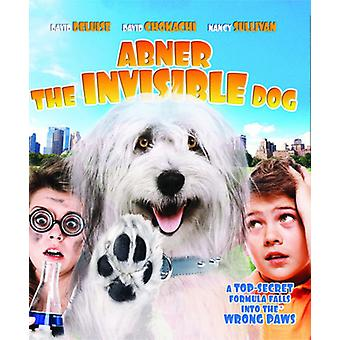 Abner the Invisible Dog [Blu-ray] USA import