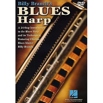 Billy Branch - Blues Harp [DVD] USA import