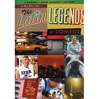 Latin Legends of Comedy [DVD] USA import