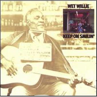 Våd Willie - Keep on Smilin' [CD] USA import