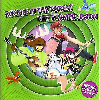 Farmer Jason - Rockin' in the Forest with Farmer Jason [CD] USA import