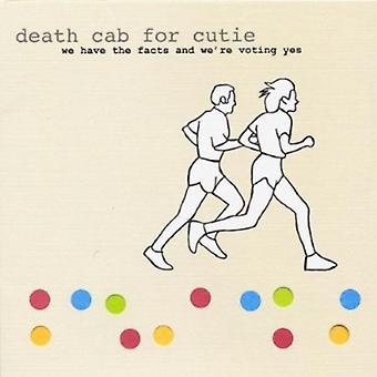 Death Cab for Cutie - vi har kendsgerningerne & vi Vo [CD] USA import
