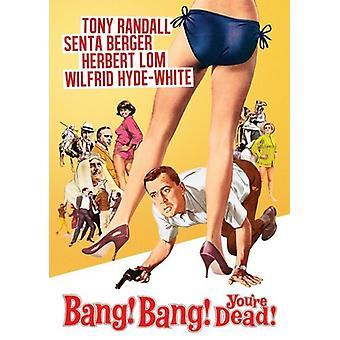 Bang är Bang du döda [DVD] USA import