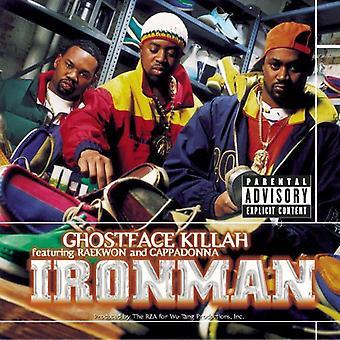 Ghostface Killah - Ironman [CD] USA import