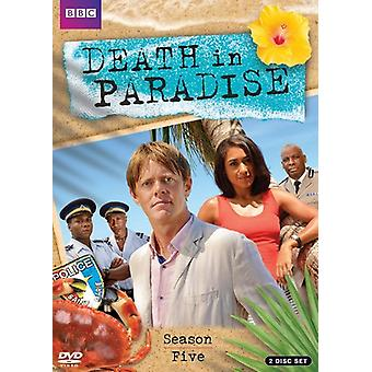 Death in Paradise: Season Five [DVD] USA import
