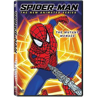Homem-aranha - importação EUA série Spider-Man Vol. 1-Animated [DVD]