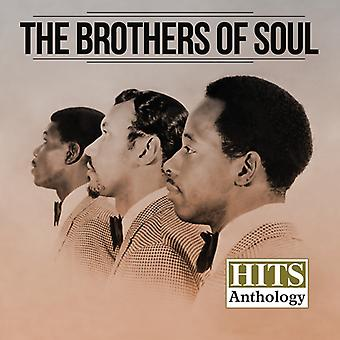 魂の兄弟ヒット アンソロジー [CD] アメリカ インポートします。