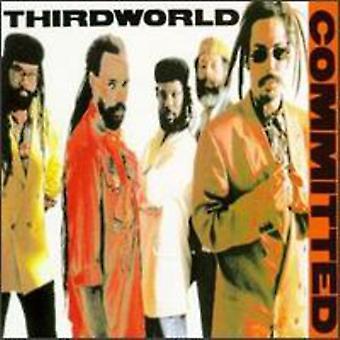 Tredje verden - engageret [CD] USA importerer