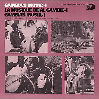 Gambias musikk - Vol. 1-Gambias musikk [DVD] USA importere