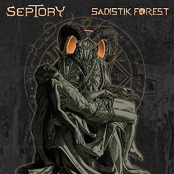 Septory - Split [CD] USA import