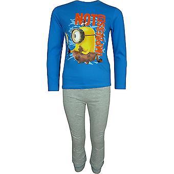 Verachtelijke Me Minions lange mouw Pyjamas