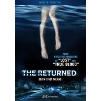Återvände [DVD] USA import
