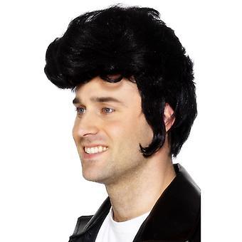 50s 60s rocker wig rock n roll