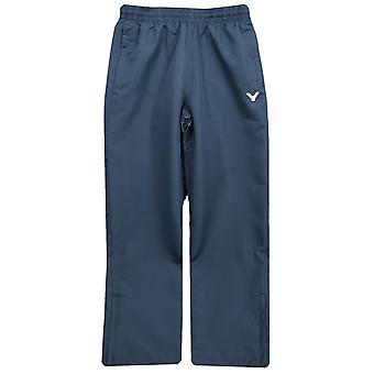 VICTOR training pants team kids sports shorts blue