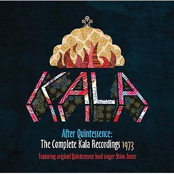 Kala - komplet Kala optagelser 1973 [CD] USA importerer