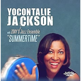 Jackson, Yocontalie / Zoays Jazz Ensemble - Sommer (Live at Camden Aquarium) [CD] USA Import