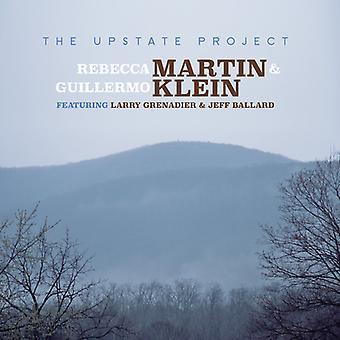 Martin, Rebecca / Klein, Guillermo - importación de los E.e.u.u. estado de proyecto [CD]