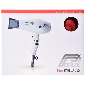 Parlux Hair Dryer Powerlight 385 Ionic & Ceramic Red