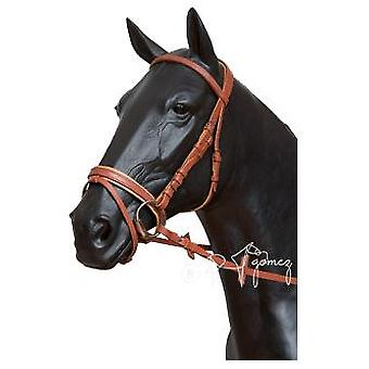 Hermanos Gómez English Bridle Cierraboca Lisa Round
