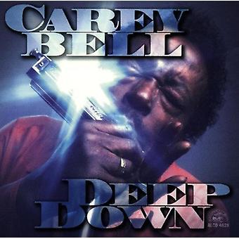 Carey Bell - Deep Down [CD] USA import
