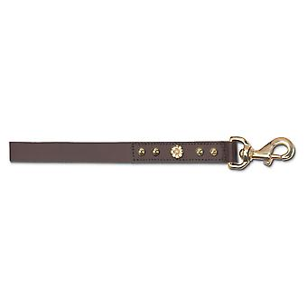 Ancol Pet Products Deluxe Bull Terrier Hamemaker Stud Dog Lead