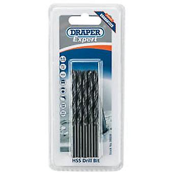 Draper H29MC Expert 6.0mm HSS Drills Card Of 10