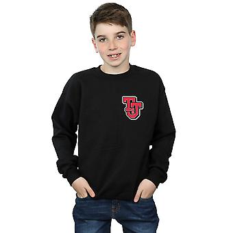 Tom And Jerry Boys Collegiate Logo Sweatshirt