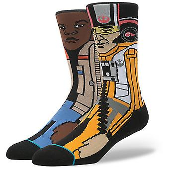 Stance Star Wars The Resistance 2 Crew Socks