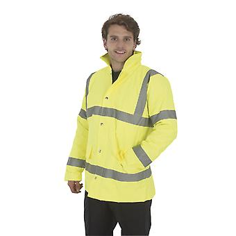 Yoko Hi-Vis Road Safety Jacket-HVP300